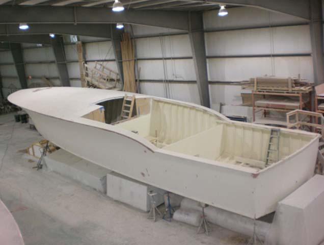 hull-131-construction