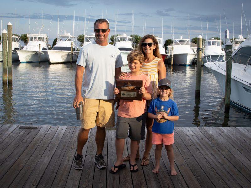 Carolina Boat Builders Tournament 61-foot Grand Slam Paul Mann Custom Boat